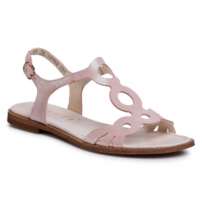 Sandals NESSI - 20709 Róż
