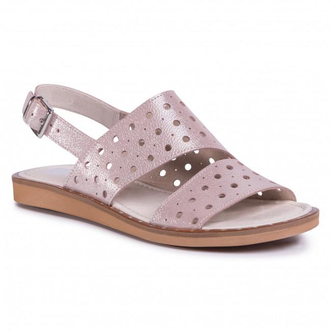 Sandals NESSI - 20718 Róż Ct
