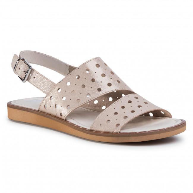 Sandals NESSI - 20718 Złoto Ct
