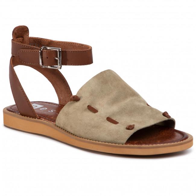 Sandals NESSI - 20719 Khaki