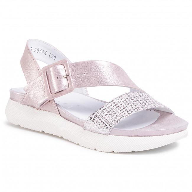 Sandals NESSI - 20723 Róż