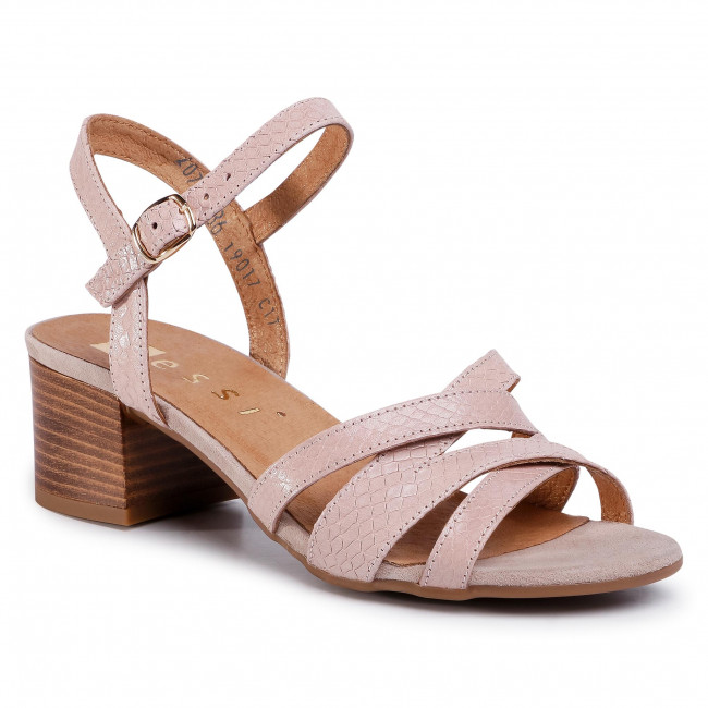 Sandals NESSI - 20735 Róż