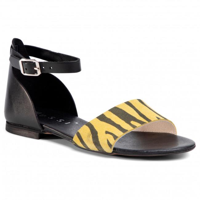 Sandals NESSI - 49204 Żółty ZB