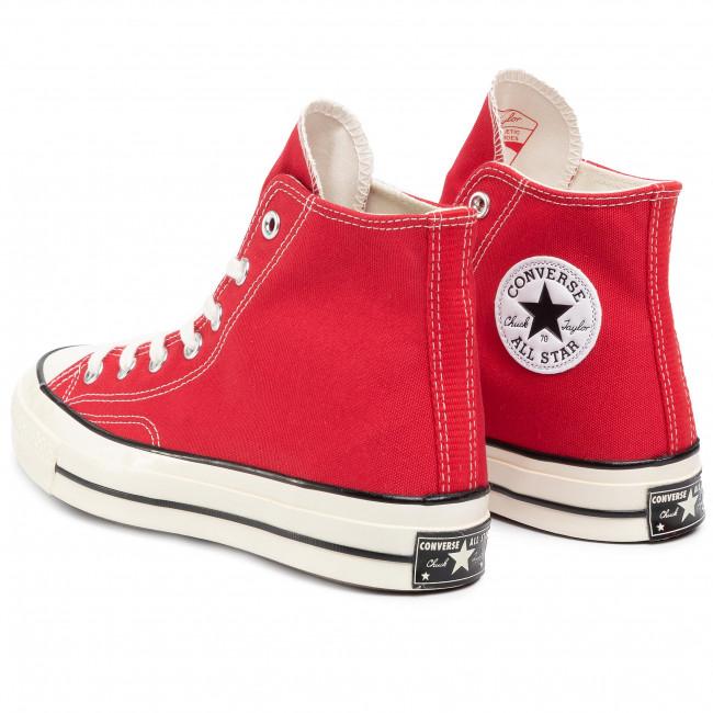 Sneakers CONVERSE Chuck 70 Hi Enamel 164944C Enamel RedEgretB