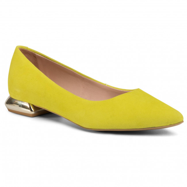 Flats L37 - Be Here Z34 Yellow