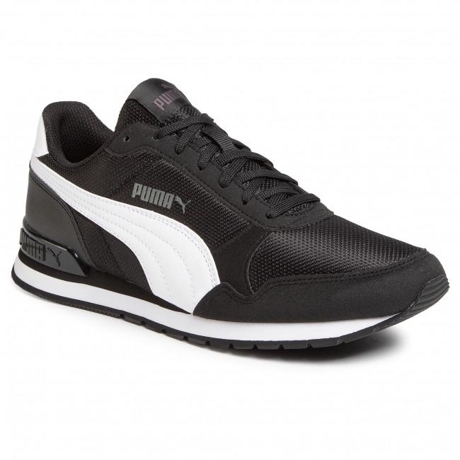 Sneakers PUMA - St Runner V2 Mesh 366811 05 Puma Black/Puma White