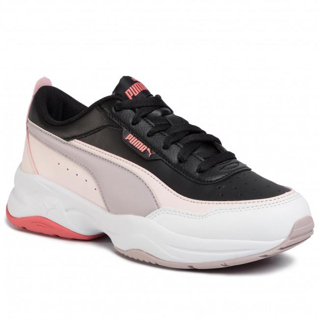 Sneakers PUMA - Cilia Mode 371125 05 Blk/Rswtr/Raindrops/Sk Coral