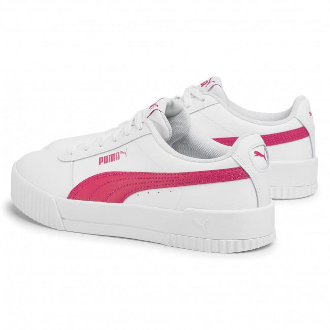 Sneakers PUMA - Carina L 370325 13 Puma White/Bright Rose