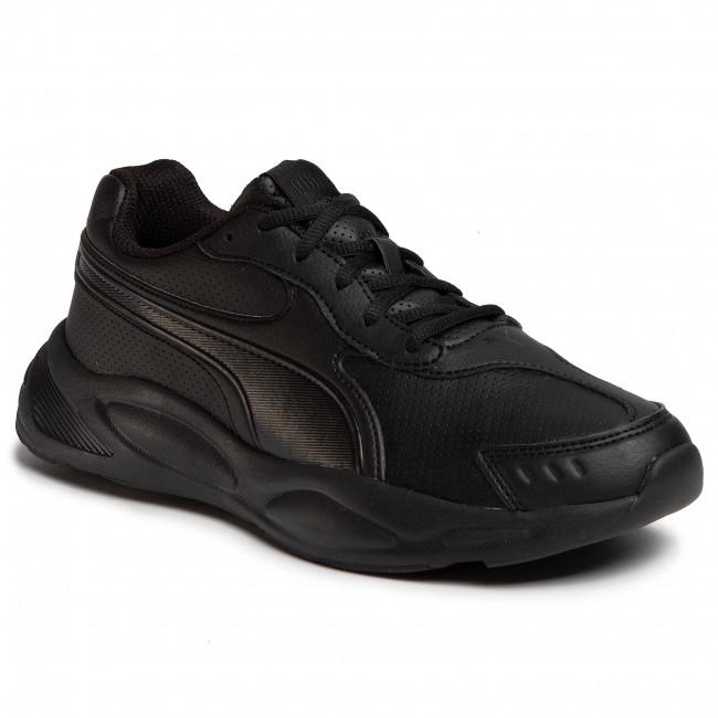 diseño superior moda más deseable Tienda online Sneakers PUMA - 90s Runner SL 372550 02 Black/Black/Black ...