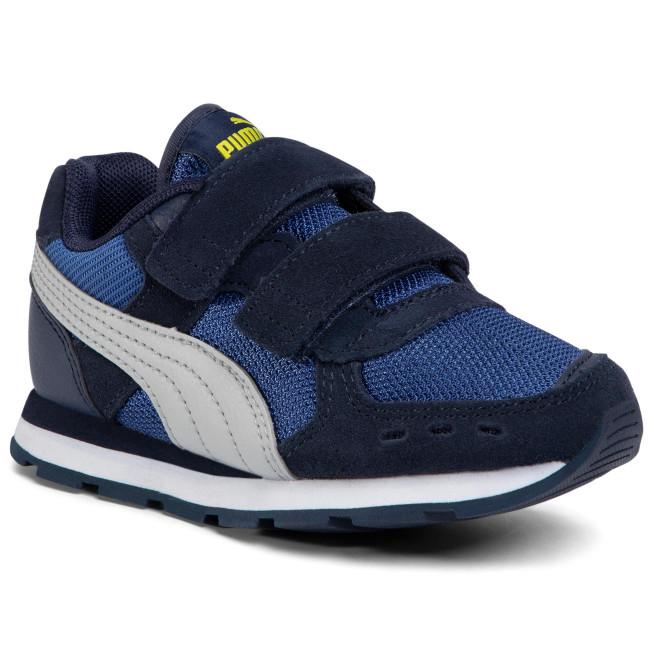 Sneakers PUMA - Vista V Ps 369540 09 Bright Cobalt/Peacoat