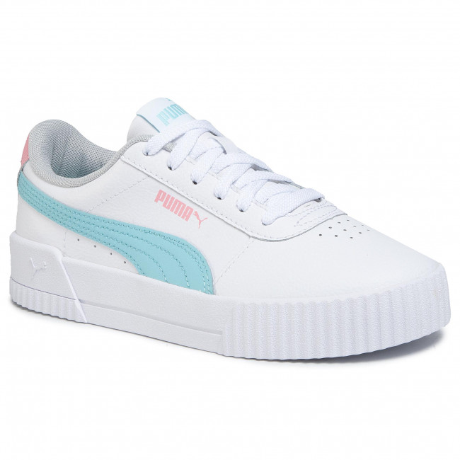 Sneakers PUMA Carina L Jr 370677 06 Puma WhiteGulf Stream