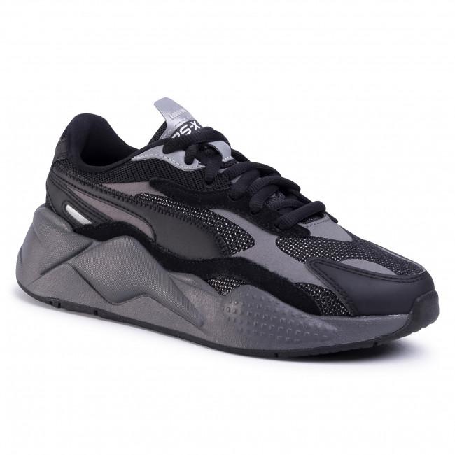 Sneakers PUMA - Rs-X³ Puzzle Jr 372357 02 Puma Black/Castlerock