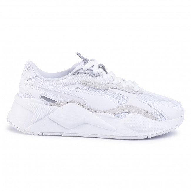 Sneakers PUMA - Rs-X³ Puzzle Jr 372357 03 Puma White/Puma Silver
