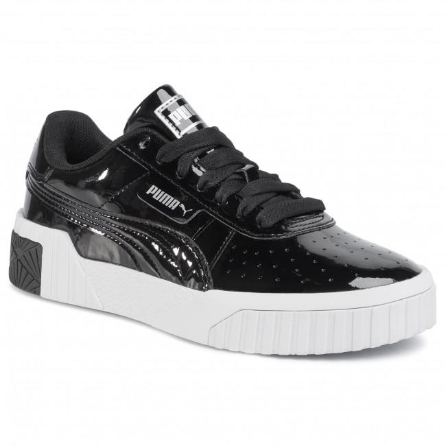 Cali Patent Jr Puma Black/Puma Black