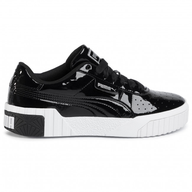 Sneakers PUMA Cali Patent Jr Puma BlackPuma Black
