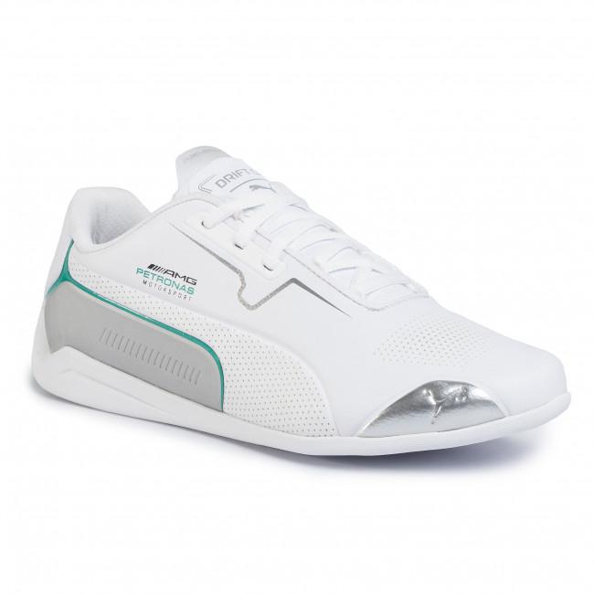 Shoes PUMA - Mapm Drift Cat 8 06502 02 Puma White/Puma Silver