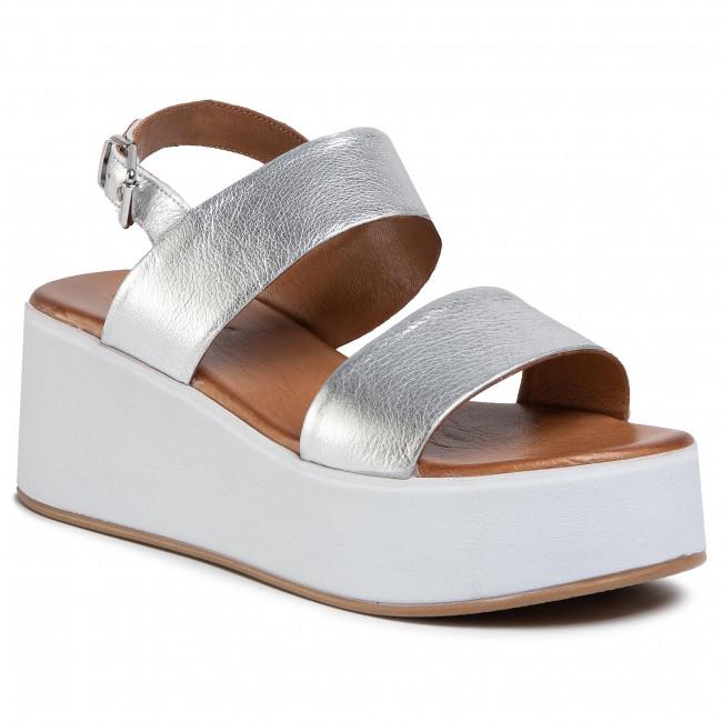 Sandals INUOVO - 602008 Silver