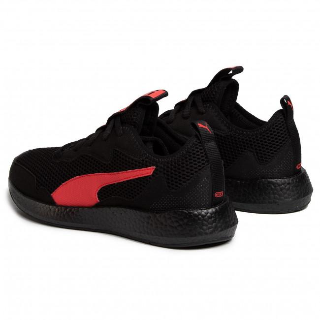 Shoes PUMA Ngry Neko Skim 192621 12 Puma BlackHigh Risk Red
