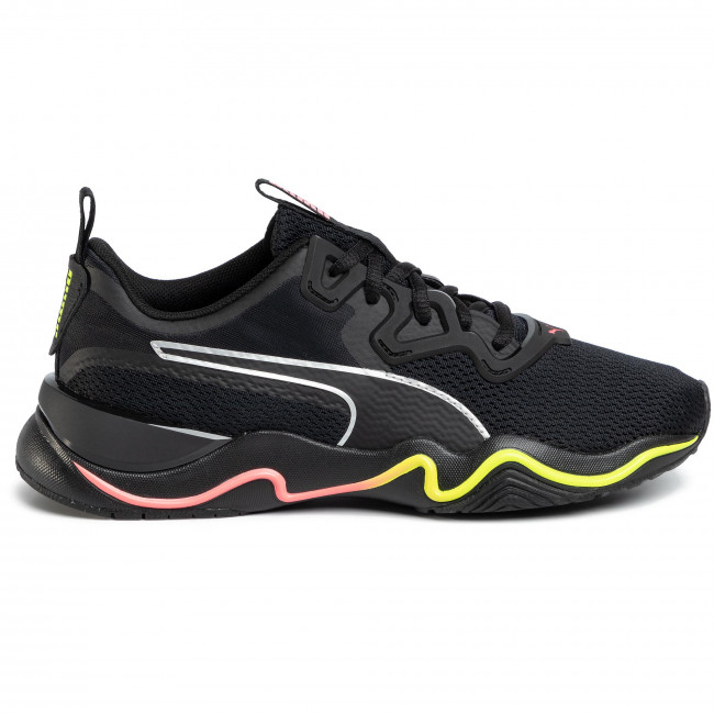 Puma Zone XT Fitness Shoes Women pum black ignite pink