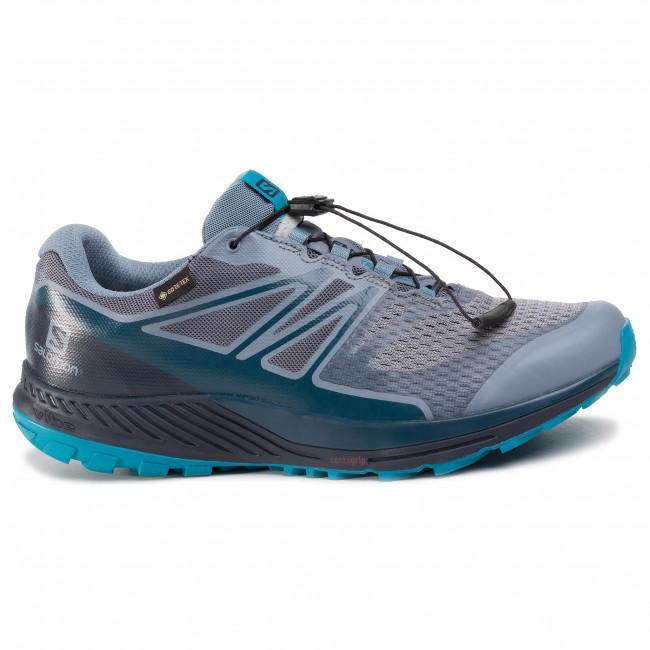 Chaussures SALOMON Sense Escape 2 406880 27 W0 Sulphur SpringNavy BlazerBluestone