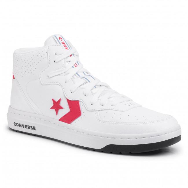Sneakers CONVERSE Rival Mid 167081C WhiteUniversity RedBlack