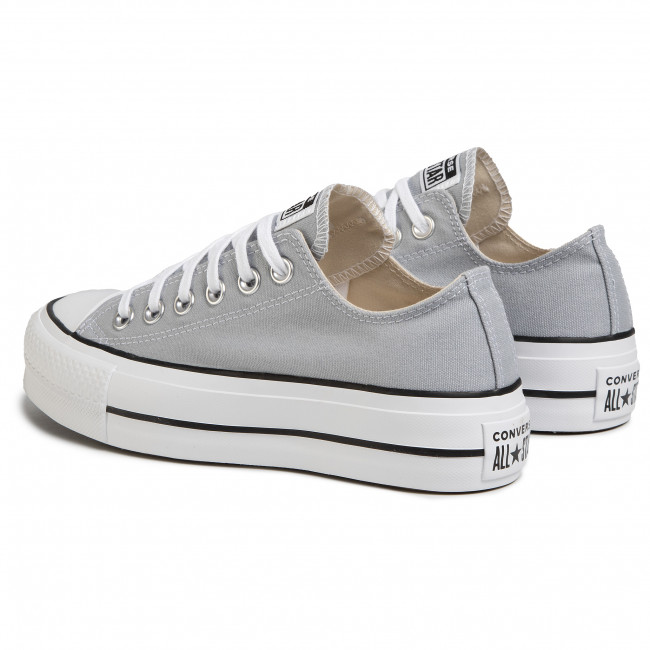 Sneakers CONVERSE Ctas Lift Ox 566757C Wolf GreyWhite