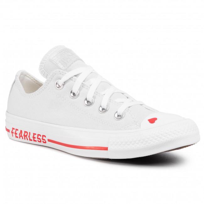 Sneakers CONVERSE Ctas Ox 567157C Photon DustUniversity Red