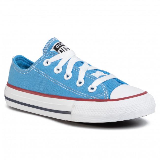 Sneakers CONVERSE Ctas Ox 666819C CoastGarnetWhite