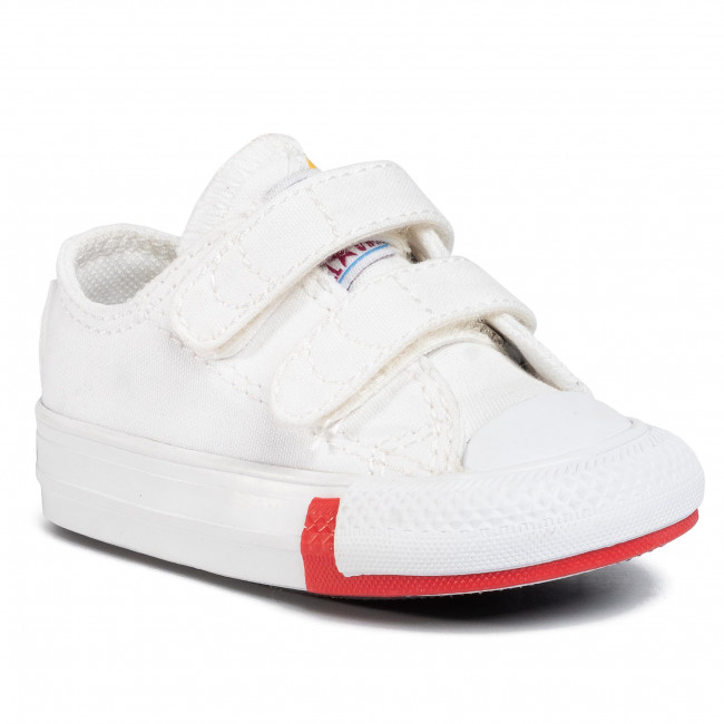 Sneakers CONVERSE Ctas 2V Ox 766994C WhiteUniversity R