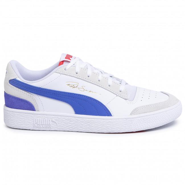 puma blu sneaker