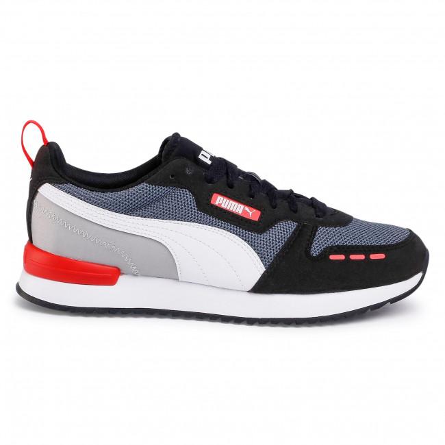 Sneakers PUMA - R78 373117 05 Castlerock/Black/White