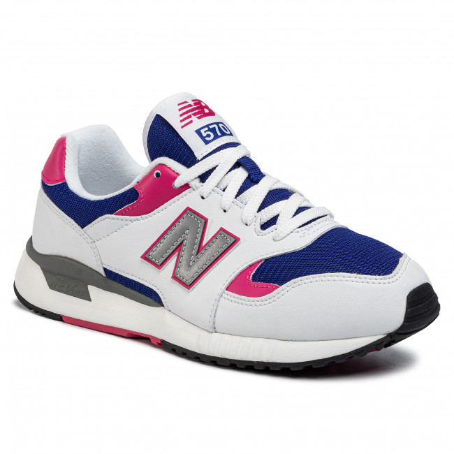Sneakers NEW BALANCE - ML570BNC Colourful White