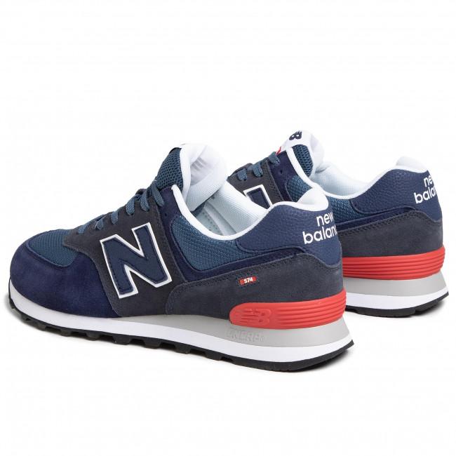 Sneakers NEW BALANCE - ML574EAE Navy