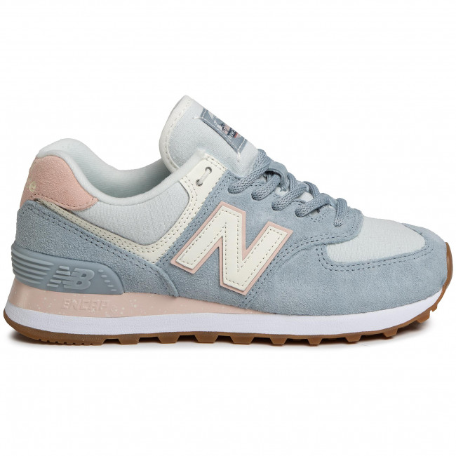 Sneakers NEW BALANCE - WL574SUO Blue