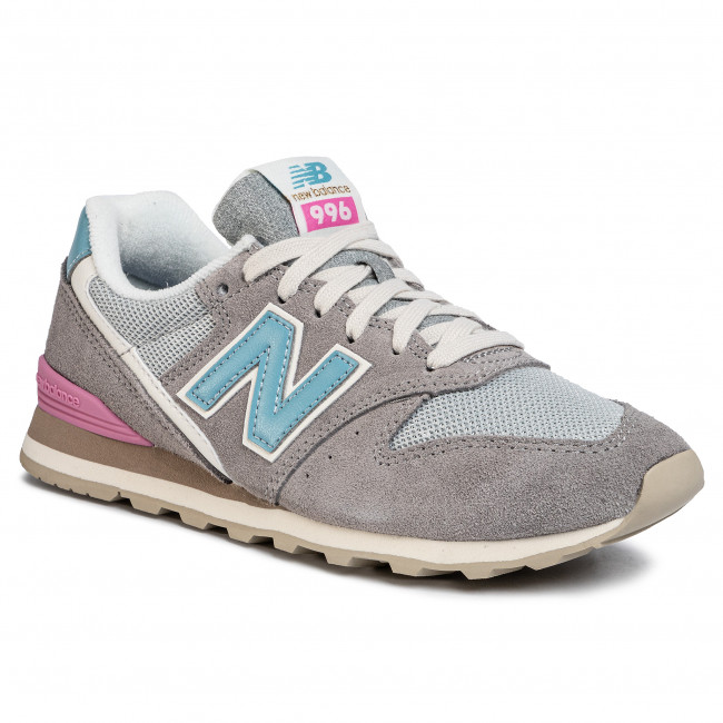 Sneakers NEW BALANCE - WL996COL Colourful Grey