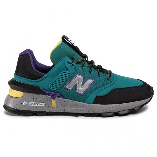 Sneakers NEW BALANCE - MS997SKA Green