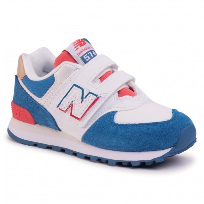 Sneakers NEW BALANCE - YV574SCF Colourful White