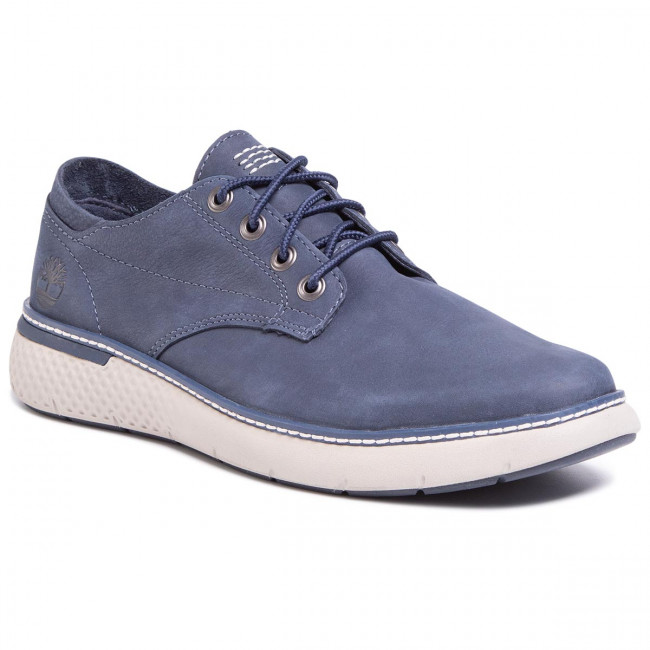 Sneakers TIMBERLAND Bradstreet Oxford TB0A26ZMD691 Light Brown Nubuck