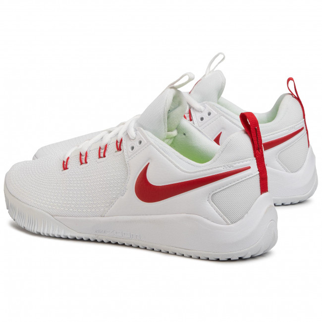 Shoes NIKE - Air Zoom Hyperace 2 AR5281 106 White/University Red