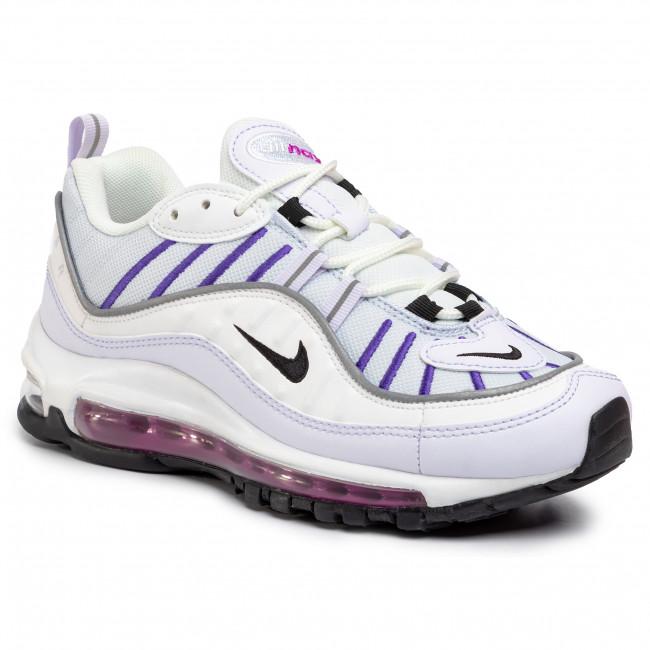 Shoes Nike Air Max 98 Ah6799 023 Football Grey Black Sneakers