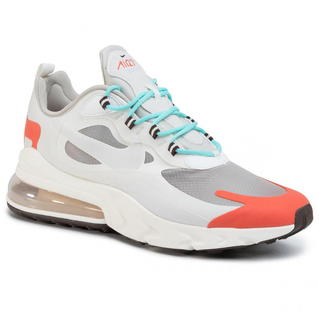 Shoes NIKE Air Max 270 React AO4971 200 Lt Beige Chalk