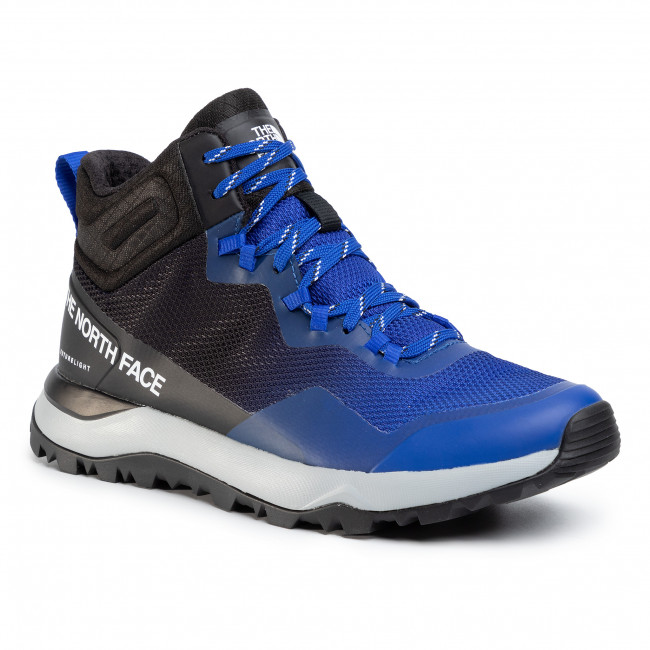 Trekker Boots THE NORTH FACE - Activist Mid Futurelight NF0A47AYEFII Tnf Blue/Tnf Black