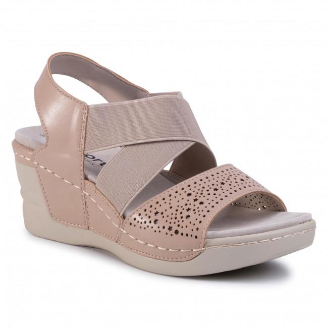 Sandals COMFORT BASIC - 44882 Beige
