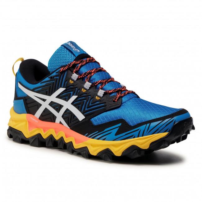Footwear ASICS - Gel-Fuji Trabuco 8 1011A668 Directoire Blue/White 402