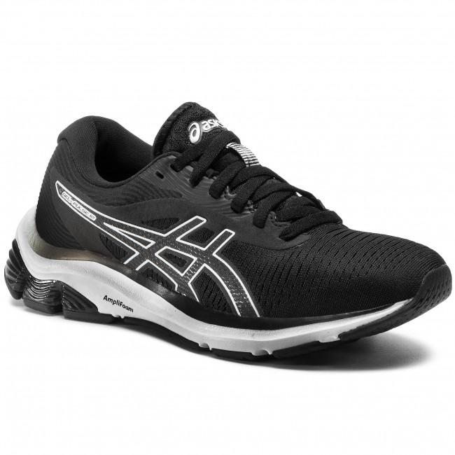 Shoes ASICS - Gel-Pulse 12 1012A724 Black/White 001