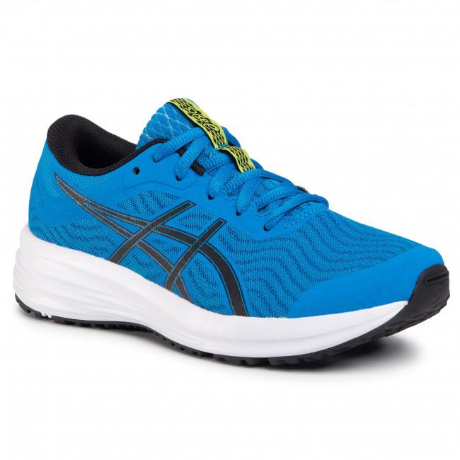 Footwear ASICS - Patriot 12 Gs 1014A139 Directoire Blue/Black 401