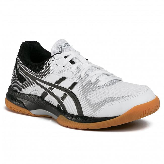 Shoes ASICS - Gel-Rocket 9 1072A034 White/Black 100