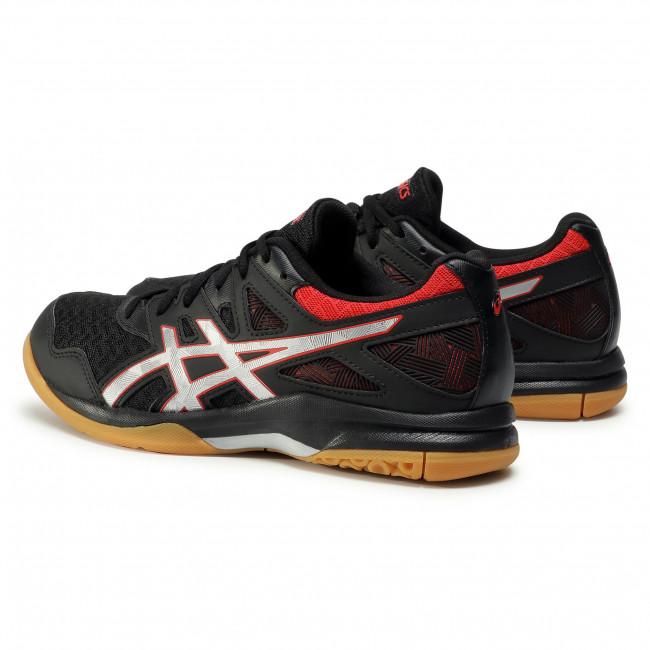 Footwear ASICS - Gel-Task 2 1071A037 Black/Classic Red 004