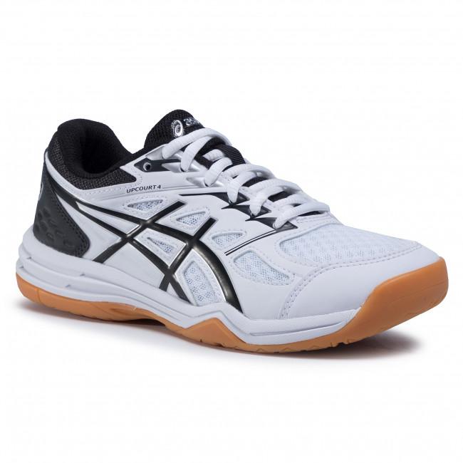 Footwear ASICS - Upcourt 4 Gs 1074A027 White/Black 100
