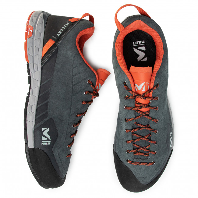Trekker Boots MILLET - Amuri Leather M MIG1847  Urbanchic 8786 - Trekker boots - Low shoes - Men's shoes